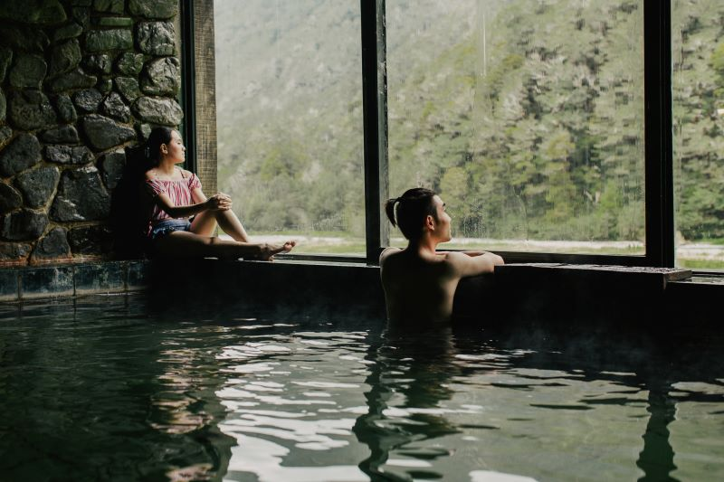 Christchurch to Maruia Indoor Thermal Spa