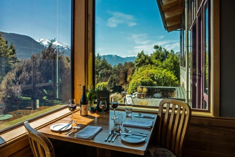 Christchurch to Arthur's Pass Dine With A Spectacular View