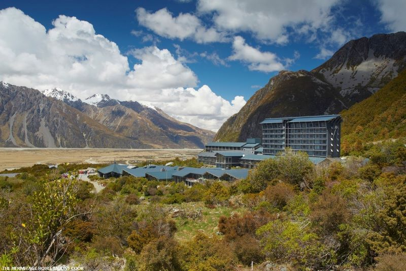 Christchurch to Aoraki - Mount Cook Accommodation In The Heart Of Mount Cook