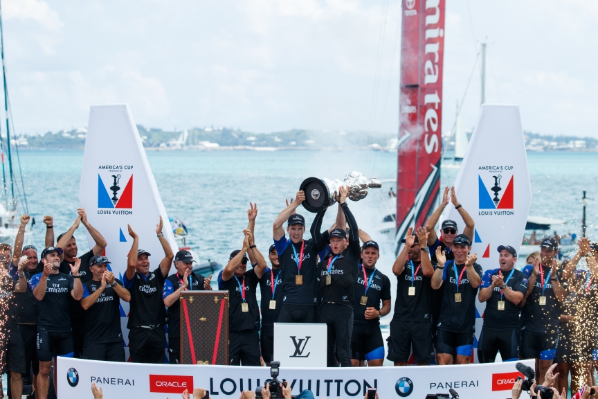 America's Cup Spectator Experience 2021 Can We Win Again?